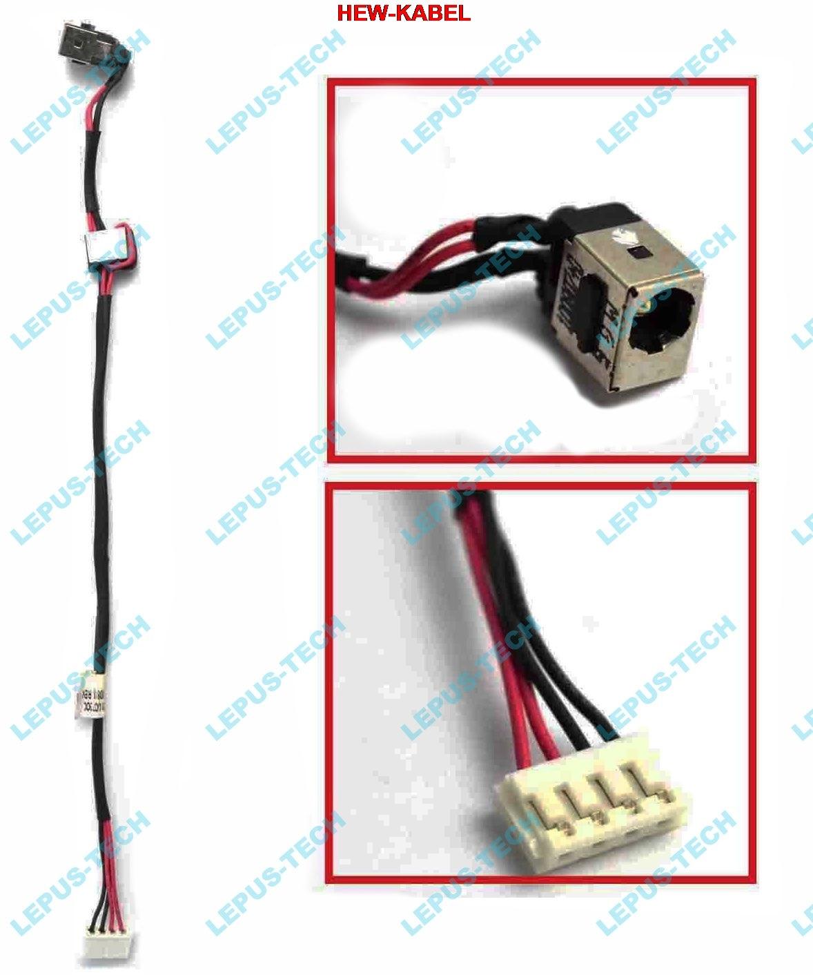 Nuevo conector JACK DC DW332 para Lenovo U460 G570 G575 Y470