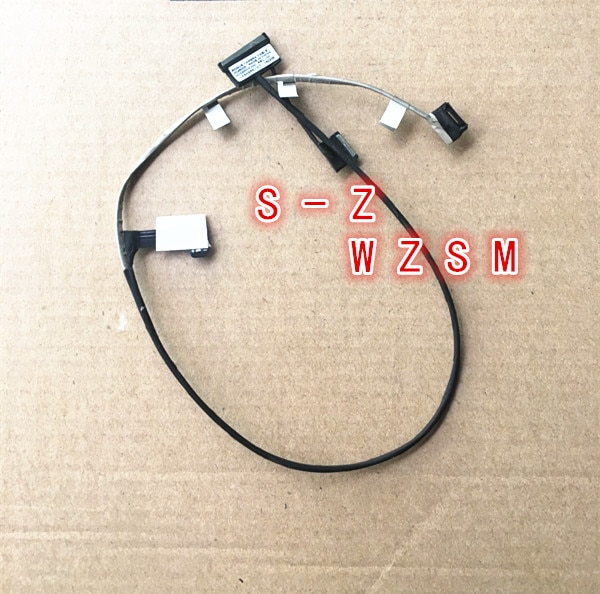 Genuino nuevo Original para ThinkPad X230S X240 X240S X250 X260 X270 Cámara Webcam Cable 04X0875 4X0876 DC02001KX00