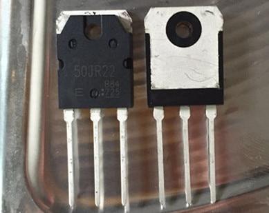 10pcs/lot  50JR22 GT50JR22   50A600V  IGBT transistor   50A/600V недорого