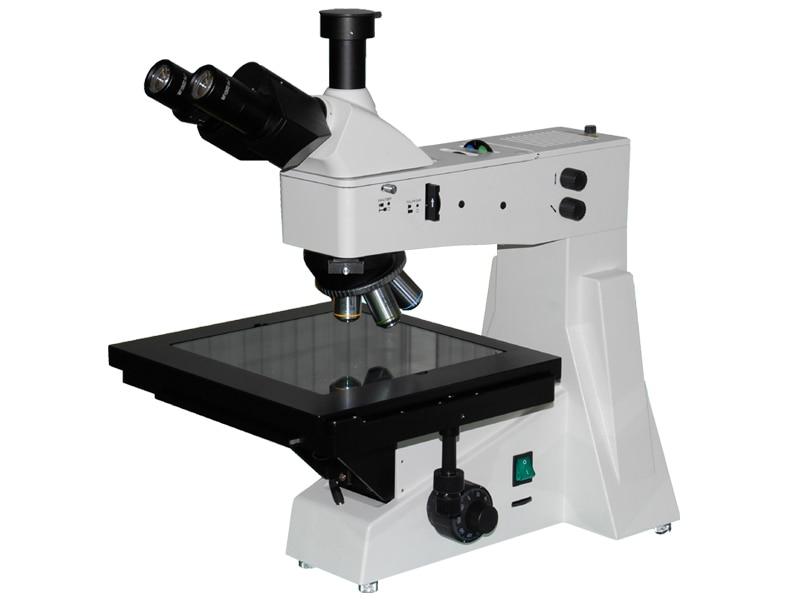 Profissional Microscópio De Laboratório XJL-302DIC Microscópio Metalográfico Microscópio Metalúrgico
