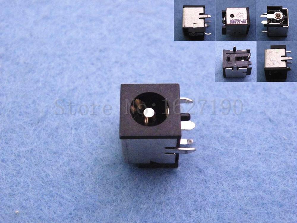 10 pcs Novo DC Jack Para HP Pavilion ZX5000 TOSHIBA 1400 ACER 252 252elci 2200 CLEVO D400S D400V D410V ACER aspire 1800 Porta de Entrada 6000