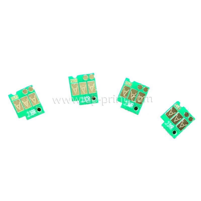 4 Uds LC663 LC665 LC669 chip de reinicio automático ARC usado para brother MFC-J2320 MFC-J2720 J2320 J2720 cartucho de tinta recargable y CISS