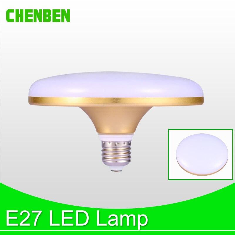 Lámpara Led de alta potencia E27 20W 30W 220V Bombilla de luz Focos Lampadas llevó la Casa E27 SMD5730 40W Ampolletas Bombilla Led E27 50W 60W 220V