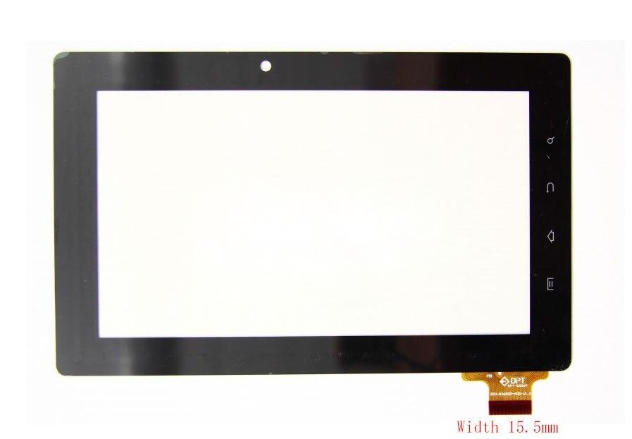 """7 """"Tablet Für Freelander PD20 Große Version (K4008) 30pin touchscreen digitizer panel ersatz glas Sensor Kostenloser Versand"""