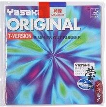 Originele Yasaka Originele T-Versie tafeltennis rubber B-49 tafeltennis rackets yasaka rubber pingpong rubber puistjes in