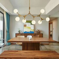 Vintage Ceiling Lights For Living Room Bedroom Foyer Modern Ceiling Lighting Black Gold Lamparas De Techo Kitchen Dining Lamp