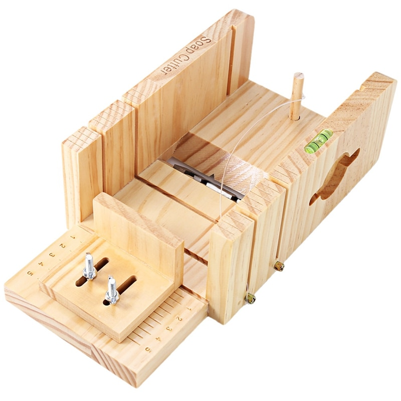 Бытовой Деревянный Нож для мыла коробка из соснового материала балансировочный аппарат Точная проволочная резка регулируемая передняя до...