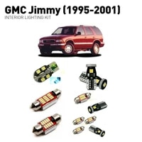 led interior lights for gmc jimmy 1995 2001 16pc led lights for cars lighting kit automotive bulbs canbus