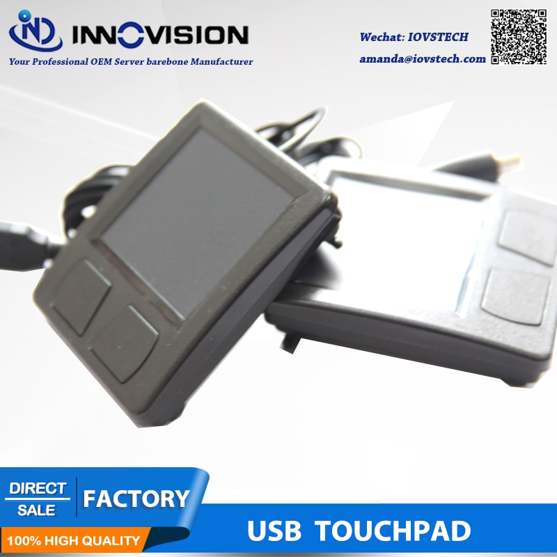 Interfaz USB de ratón de ordenador con almohadilla táctil Industrial especial