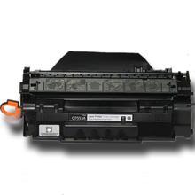 Livraison gratuite 2 pièces Q7553A 7553A 7553 53A cartouche de toner Compatible pour HP LaserJet P2014 P2015 M2727nfMFP M2727mfsMFP imprimantes