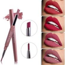 Miss Rose Top marque lèvres Liner mat crayon à lèvres longue durée imperméable hydratant rouge à lèvres maquillage Sexy lèvres Contour cosmétique