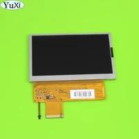 yuxi original lcd display screen for sony psp 1000 1001 1002 1003 1004 series