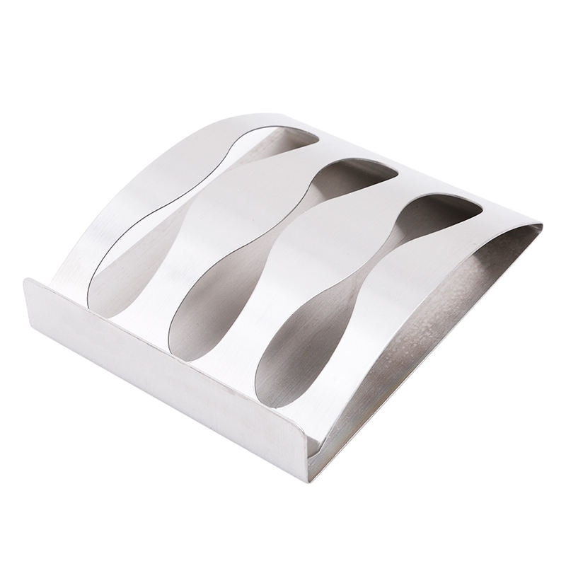 1Pcs Stainless Steel Wall Mount Toothbrush Holder 3/2 Hook Self-Adhesive Tooth Brush Organizer Box Bathroom Accessories enlarge