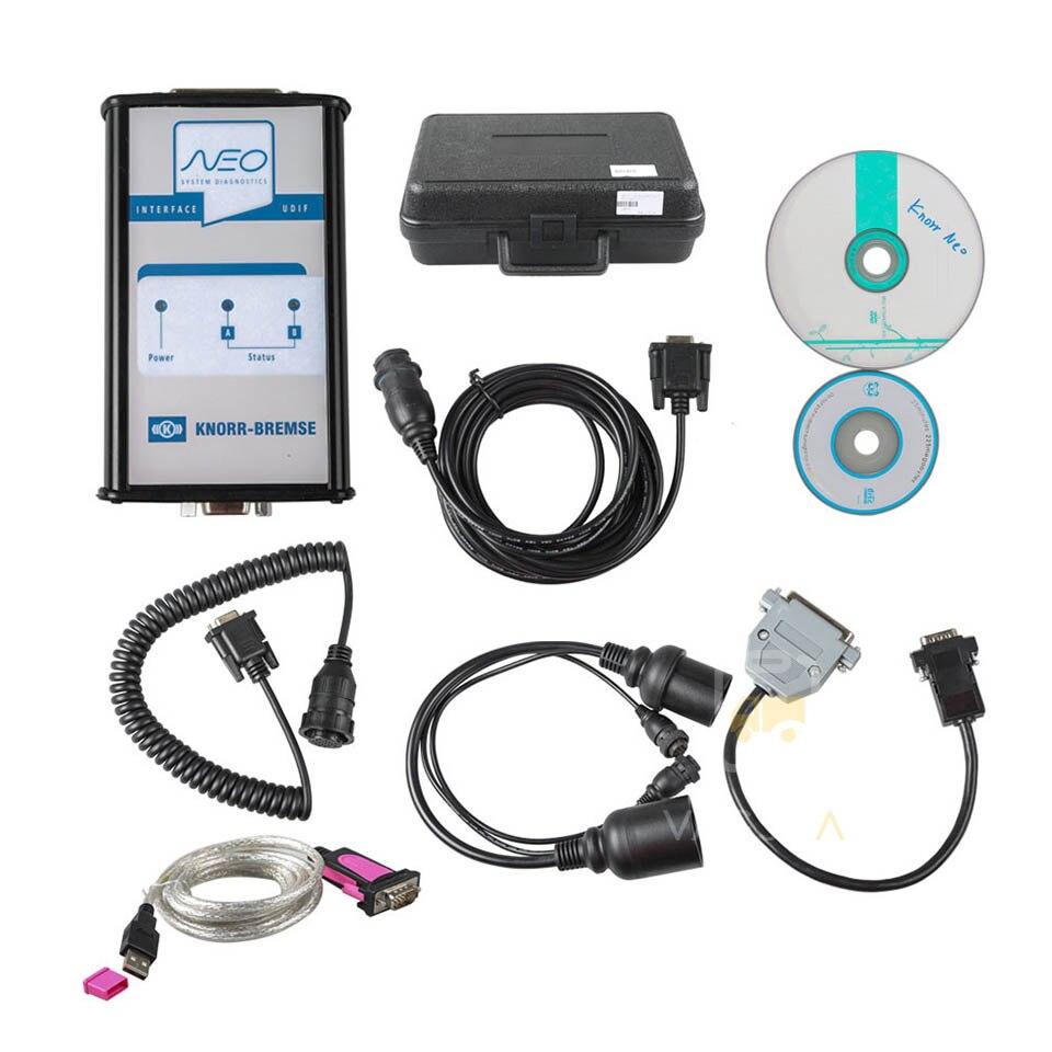 Диагностический сканер версии V5.0 для интерфейса Knorr NEO UDIF KNORR-BREMSE