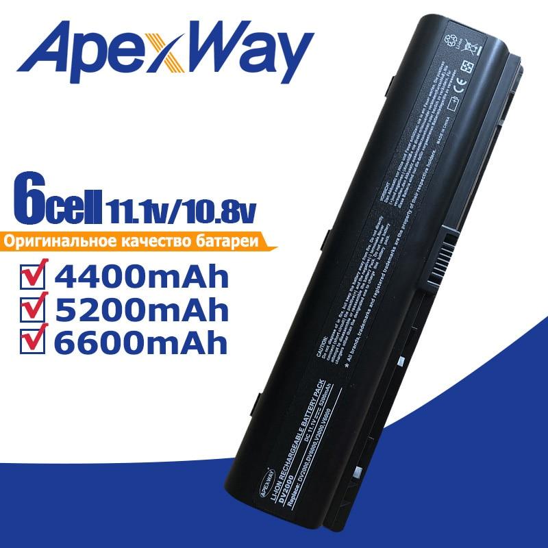 Batería de ordenador portátil para HP Compaq Presario V6500 V6500Z V6600 V6700 V6000Z V6000T V3060TU V3101TU F560EA F504M C700XX C750EM A903XX