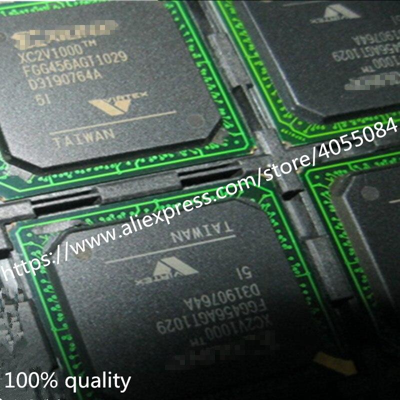 2 uds XC2V1000FGG456-4I XC2V1000-4FGG456I XC2V1000FGG456-5I XC2V1000-5FGG456I de circuitos integrados de lógica programable nuevo