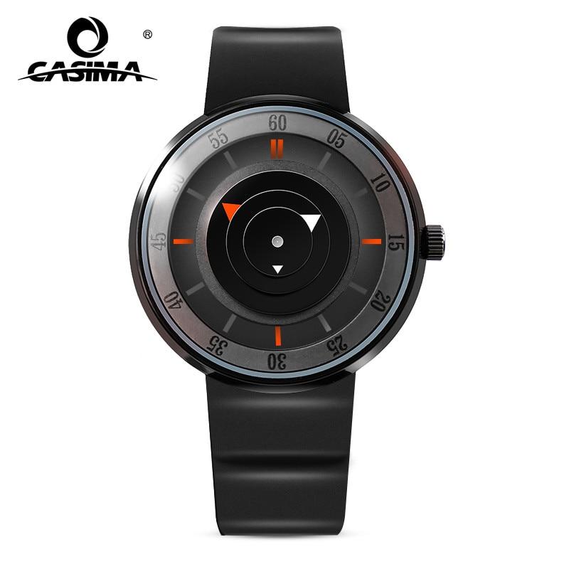 CASIMA Luxury Brand Watch Men Women Couple Lovers Wrist Casual Silicone Quartz Clock Saat Relogio Masculino Feminino