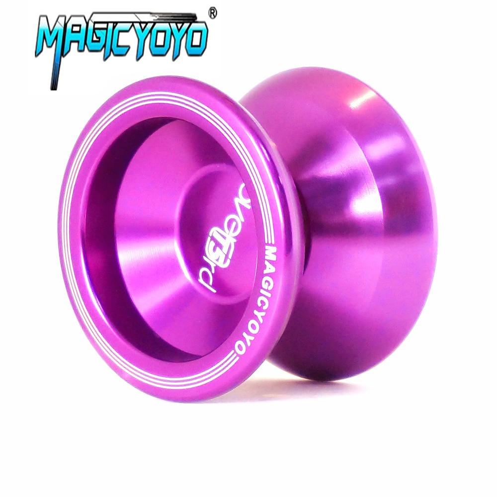 Высокое качество, волшебные шарики YOYO T5, металлические профессиональные шарики Yo-Yo, обновленная версия, сплав, алюминий, yo, игрушка в подарок для детей