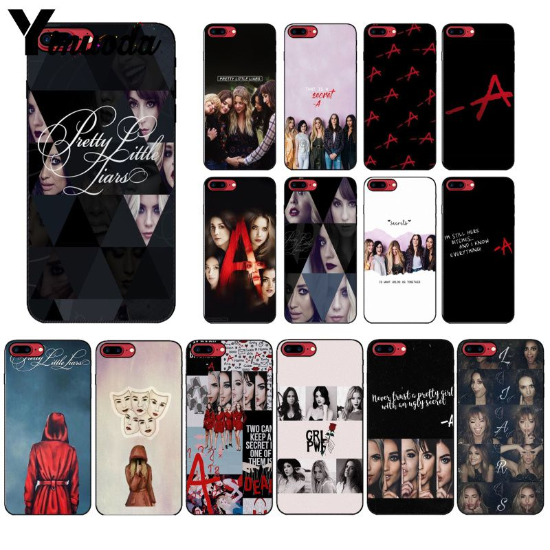 Funda de teléfono Yinuoda de TPU para Apple iPhone 8 7 6 6S Plus X XS MAX 5 5S SE XR