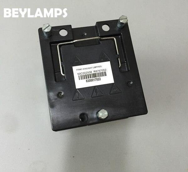Lámparas originales para proyector NSHA465Watts con carcasa R9802213 para Barco DP2K-6E, lámparas...