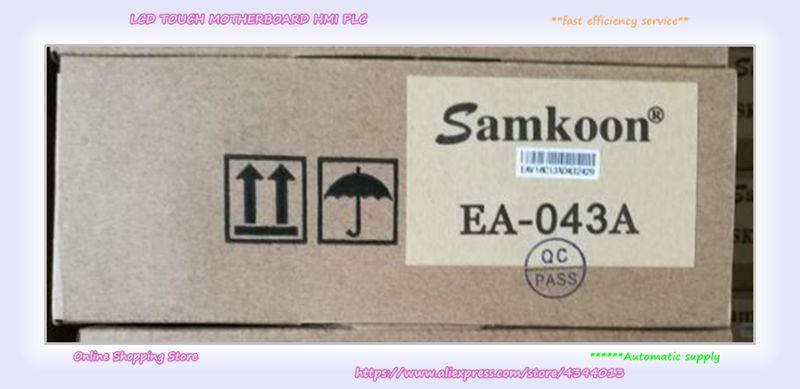 Panel de pantalla táctil HMI de 4,3 pulgadas EA-043A TFT 480*272 nuevo en caja en Stock