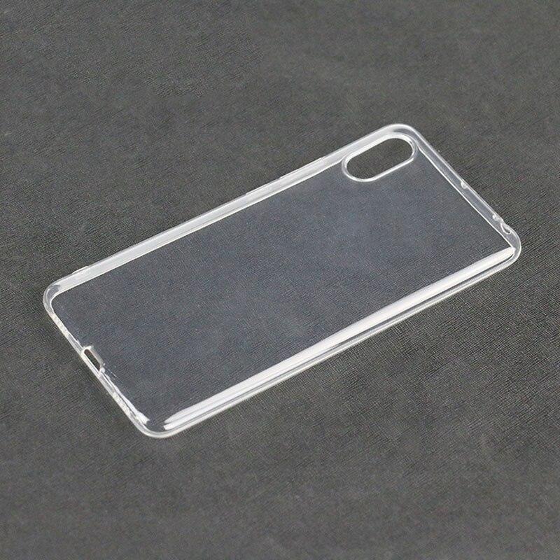 Coque en silicone transparent Ultra mince pour téléphone Huawei Honor 8S coques souple transparent étui en polyuréthane thermoplastique couvre husa hoesje kryt tok etui