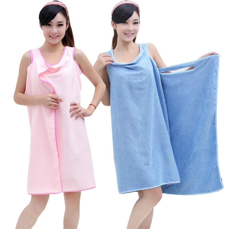 80*150 cm microfibra Criativo toalhas de praia/magic toalhas de banho para as mulheres de Banho Toalha de Praia Spa Salon Wraps Toalhas de Terry toalha