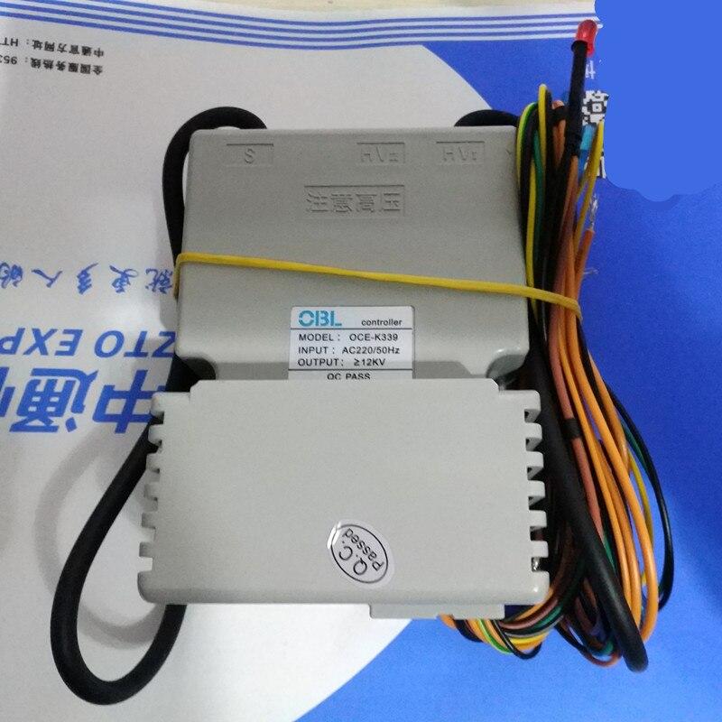 1 قطعة ل OBL OCE-K339 AC220V / 50MHz الغاز فرن العالمي الإشعال تحكم فرن أجزاء