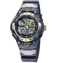 New 100m Waterproof Fashion Brand Luxury Military Quartz Watch Men Women Hiking Sports Digital LED Wrist Watches