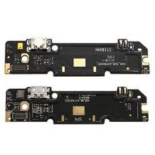 1 pièce Module Microphone + Port de charge USB carte câble connecteur pièces pour Xiaomi Redmi Note 2/3/4/Note 3/4 Pro/4A/5A/4X/3 S