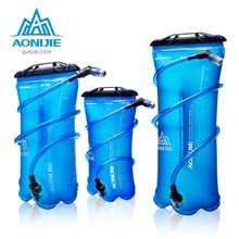 AONIJIE SD16 yumuşak rezervuar su mesane suluk su saklama çantası BPA Free - 1.5L 2L 3L koşu nemlendirici yelek sırt çantası