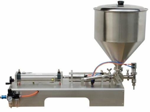 Maquinaria de embotellado neumática a precio de fábrica para crema, pasta, mermelada, acondicionador de cabello, loción, champú