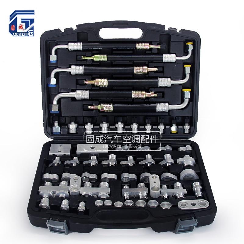 Automotive Air Conditioning Leak Detector Leak Detection Tools for Car Truck Excavator A/C Compressor Condenser