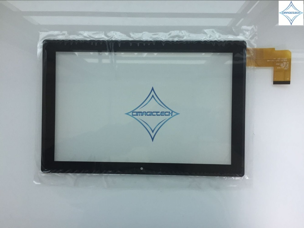 new 10.1'' inch for CHUWI Hi10 CW1515 Touch Screen capacitive Digitizer panel glass lens  HSCTP-747-10.1-V0 HSCTP-747 10.1-V0