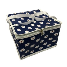 Çiçek baskı soğutucu çanta şık öğle yemeği piknik kutusu kek pizza serin taze taşıyıcı serin çanta buz paketi araç yalıtım çantası