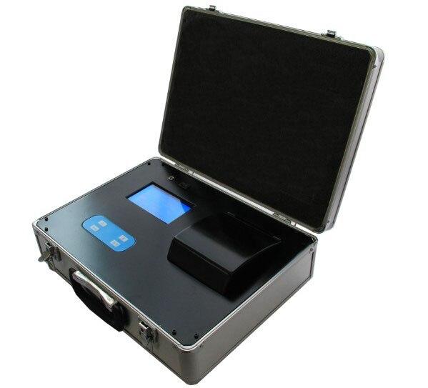 ZJS-07 qualité de leau instrument de détection de métaux lourds fer chrome manganèse cuivre nickel aluminium zinc usine deau