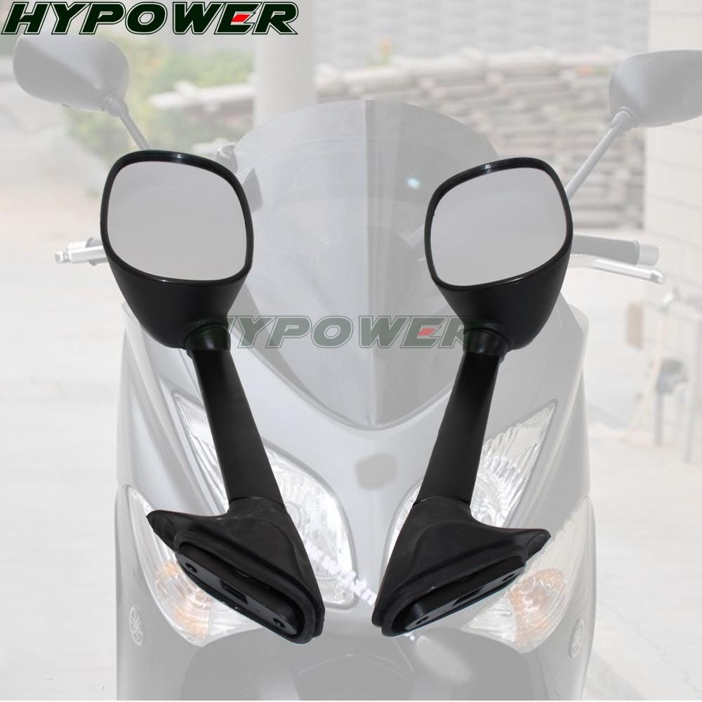 مرآة جانبية للدراجات النارية لـ Yamaha T MAX500 ، TMAX 500 ، مرآة الرؤية الخلفية ، T-MAX ، 2008 ، 2009 ، 2010 ، 2011