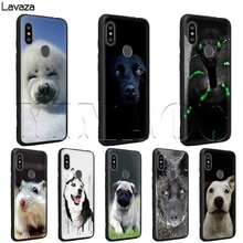 Lavaza Cute Hamster Baby Seal Rabbit Dog Case for Xiaomi Redmi Note 4A 4X 5 5A 6 6A 7 S2 Pro Go Prime Plus