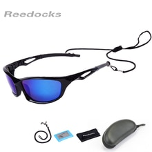 Reedocks nouvelles lunettes de soleil de pêche polarisées hommes femmes lunettes de pêche Camping randonnée conduite lunettes de vélo Sport cyclisme lunettes