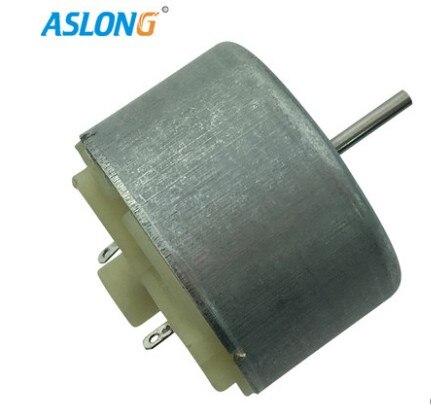10 teile/los RF-520TB Miniatur DC Motor 6 V anti-interferenz motor hochgeschwindigkeitsmotor