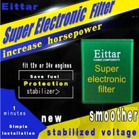 For Chevrolet Cargo Van All Engines Super Electronic Filter Performance Chips Car Pick Up Fuel Saver Voltage Stabilizer