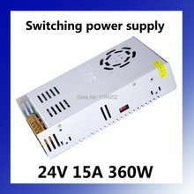 Tension constante 24V 15A 360W cc   Batterie de haute qualité
