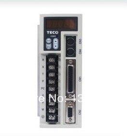 New original TECO servo drive 100W TSTEP10C