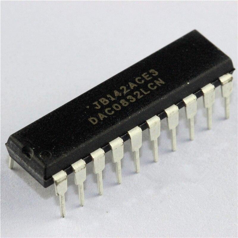 DAC0832LCN DAC0832 dip20 5 piezas