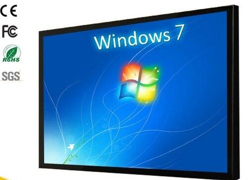 22 84 98 pulgadas monitor lcd estación de autobuses remota hotel restaurante Sistema de Gestión de anuncios estación digital software de señalización