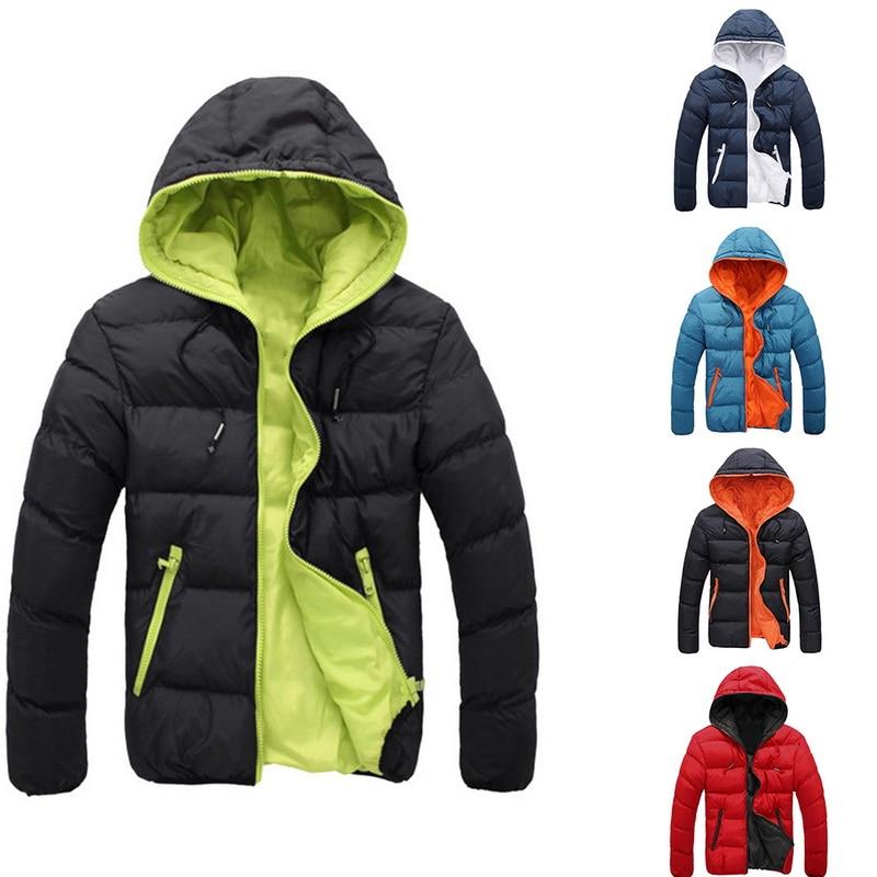 Зима 2021, куртки, мужская повседневная верхняя одежда, ветровка, мужская куртка, облегающая модная мужская верхняя одежда с капюшоном
