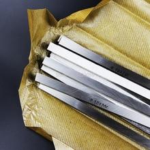 Thickness 4mm HSS steel Make Multipurpose Knife Chopper Kitchen fruit knife blank steel heat Treated HRC61 Length 200mm