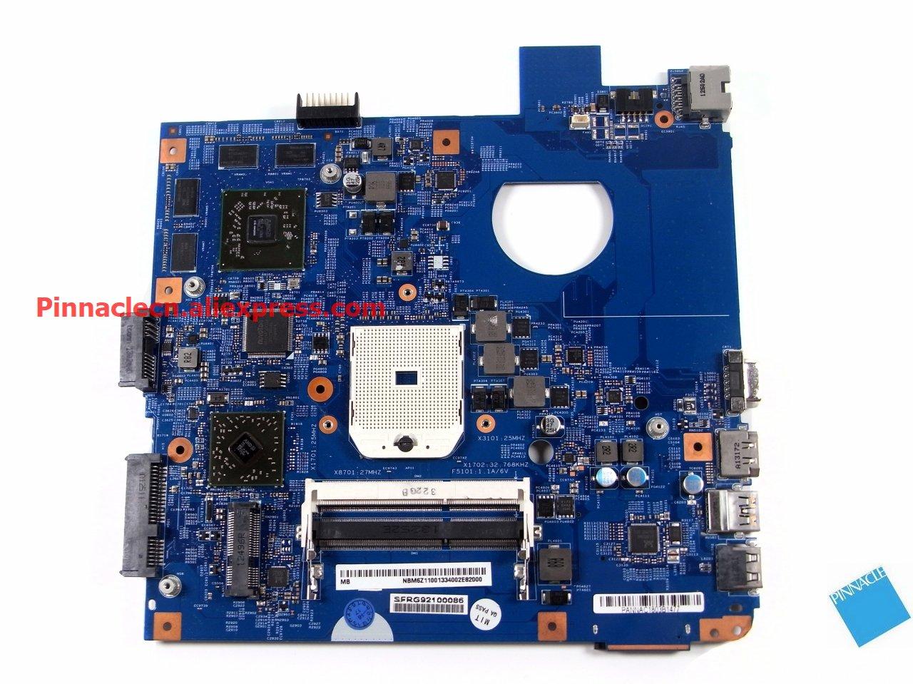 Placa base NBM6Z11001 para Acer aspire E1-451G EA40-CM MB 48.4L902.01M