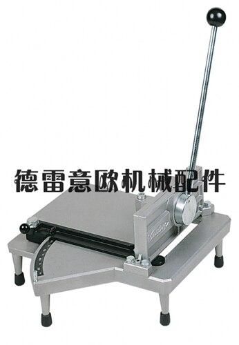 Máquina de corte en ángulo Virutex U78 pequeño equipo de carpintería