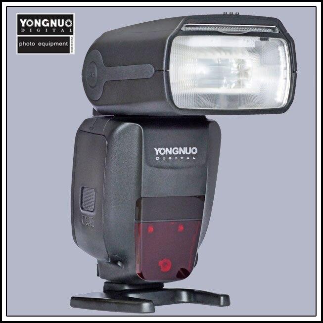 Flash Speedlite YONGNUO YN600EX-RT para Canon como 600EX-RT con difusor